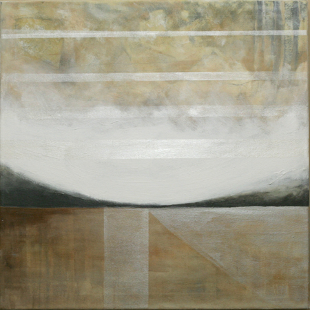 Light on a Curved Plain by artist Melissa Wen Mitchell-Kotzev