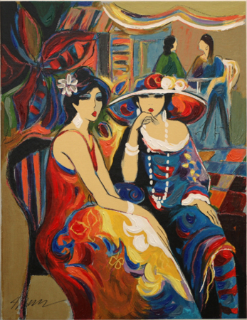 Reunion by artist Isaac Maimon