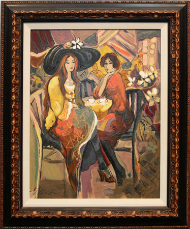 Sweet Time by artist Isaac Maimon