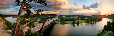 360 Bridge Panorama by artist Randy Smith