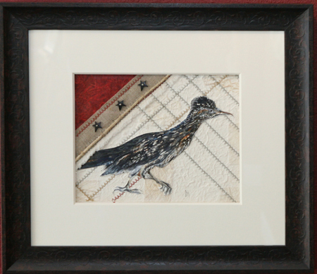 Roadrunner by artist bj thornton