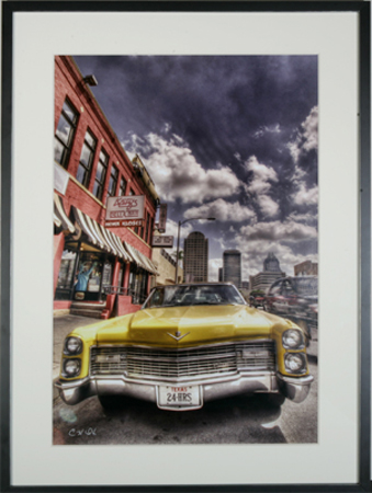6th Street by artist Carlton Wade