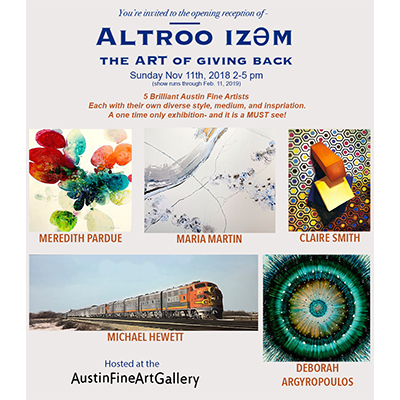 Call for Art Submissions at the Austin Art & Frame Gallery ...