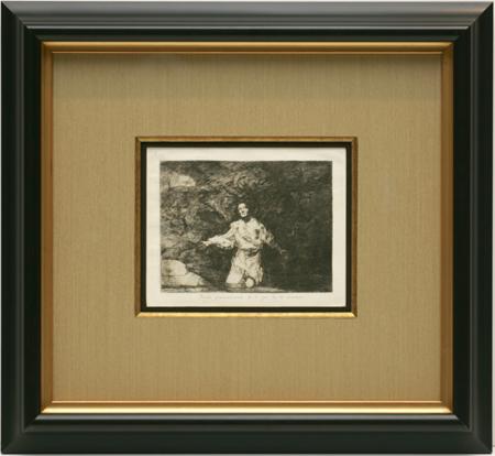 Framing Originals Framing Of Original Canvas Original