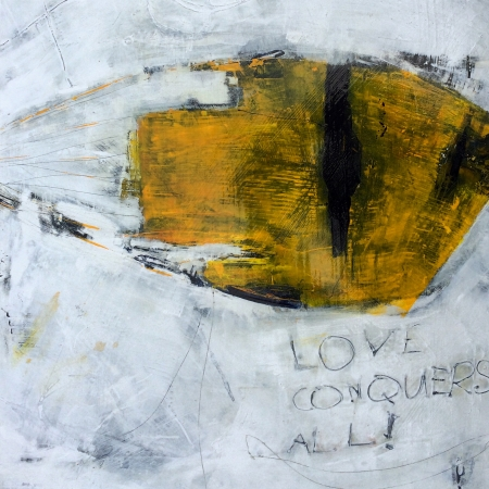 Love Conquers All by artist Tom Bentley