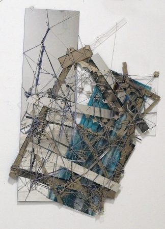 emotional earthquake by artist deborah argyropoulos