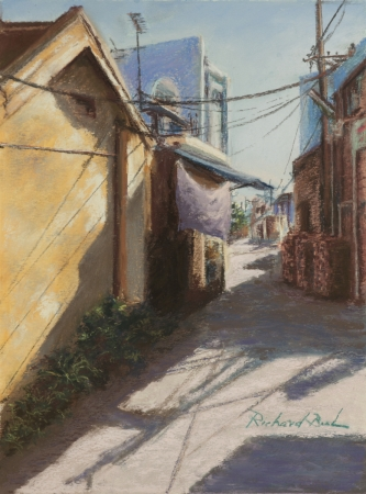 Home Town Alley by artist Richard Banh