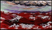 Red Sea by Nina Beall by artist Emily  Brown