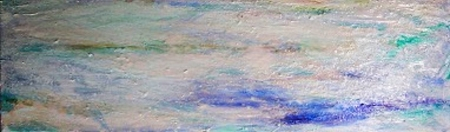 Monet's Waters 1 by artist Helen Buck
