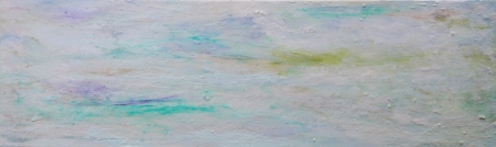 Monet's Waters 2 by artist Helen Buck