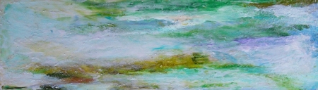 Monet's Waters by artist Helen Buck