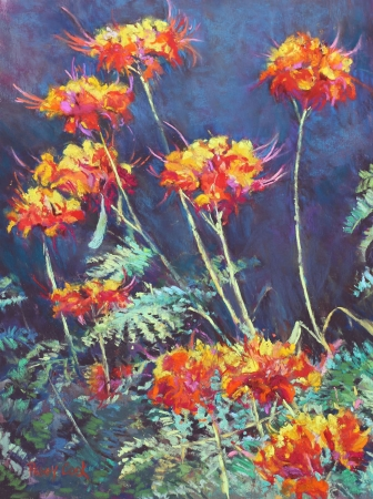 Pride of Barbados by artist Peggy Cook