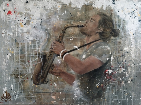 Careless Whisper by artist Anna  Ganina