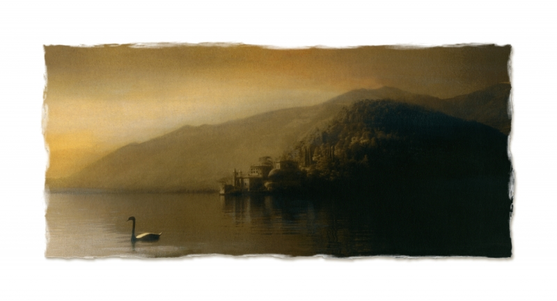 Tranquility by artist Gray Hawn