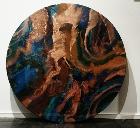 copper canyon by artist Lacy Husmann