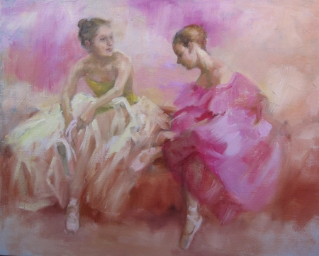 Intermission by artist Eve Larson