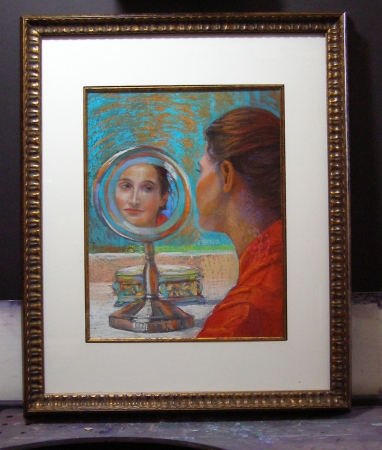 Mirror, Mirror by artist Nancy Lilly