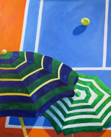 Play Day by artist Olga Lora