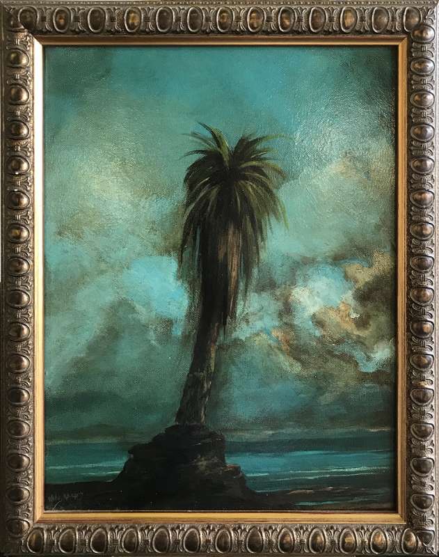 Palm by artist Mickey Mayfield