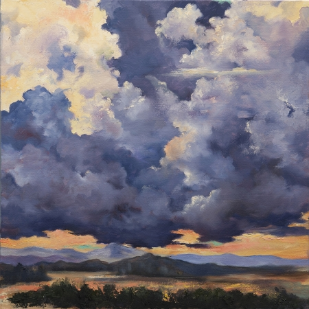 Flood Plain by artist Ruth Meaders