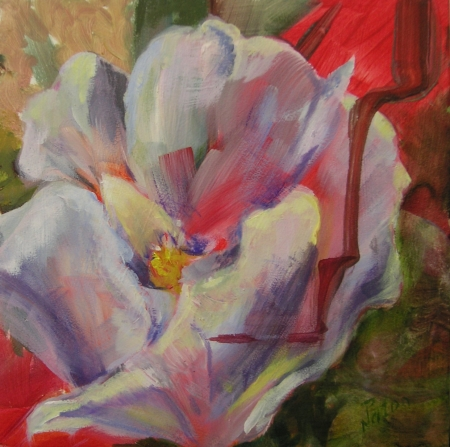 Desert Rose by artist Nancy Paton