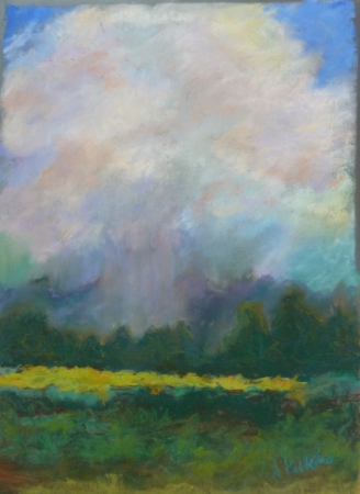 Storms Coming by artist Debbi Perkins
