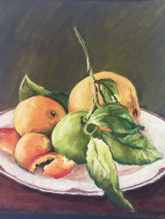 Citrus by artist Denise Schneyer