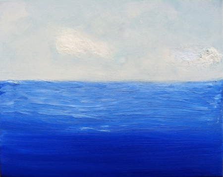 Out to Sea by artist Quincy Wakefield