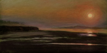 Sunrise II by artist Timothy Woolsey