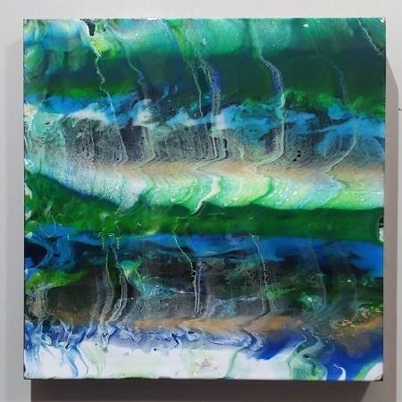 going with the flow II by artist lacy husmann