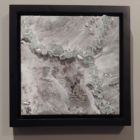 untitled silver by artist Lacy Husmann