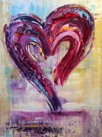Love Gives  by artist Tanner Lawley