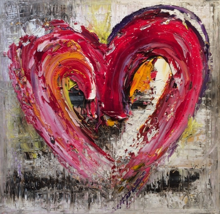 Colorful Love 1.2 by artist Tanner Lawley